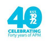 APM turns 40