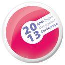 Conference 2013 badge for website