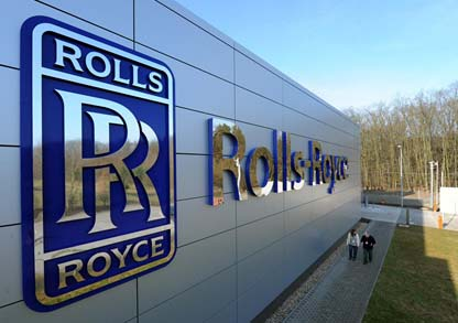 Rolls-Royce see benefit of project manager Apprentices