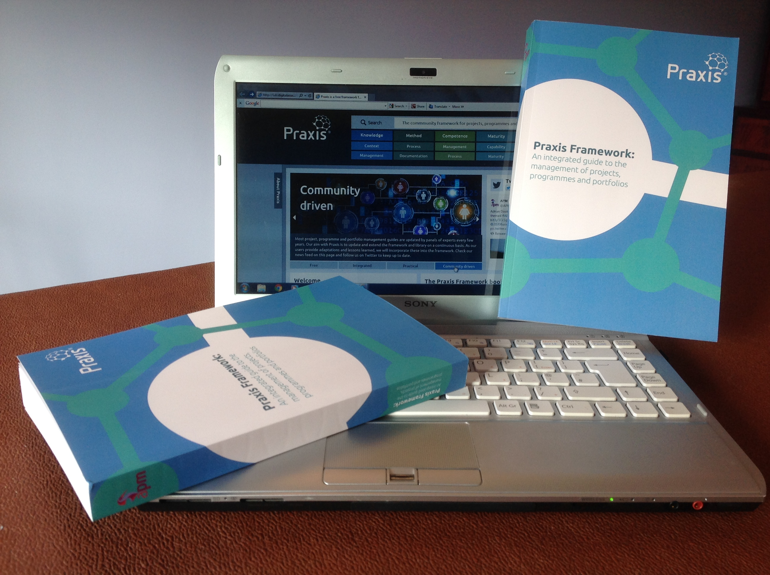 Praxis Framework published by APM