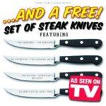 Free Steak Knives3