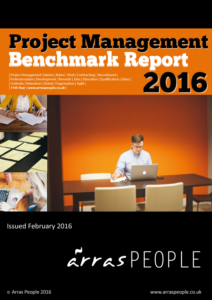 Project Management Benchmark Report from Arras People