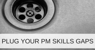 plug your pm skills gap