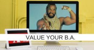 Value your BA