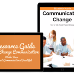 Communicating Change package